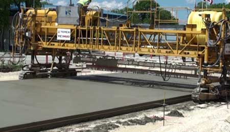 Groutaone machine concrete - Evenrange