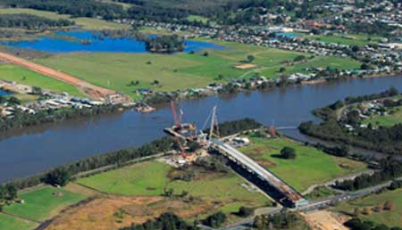 Nambucca Heads to Urunga – Pacific Highway upgrade